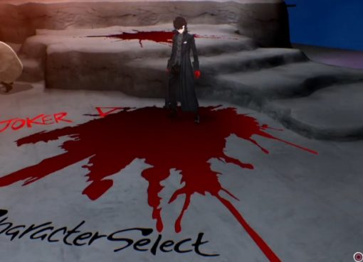 Joker em Catherine: Full Body