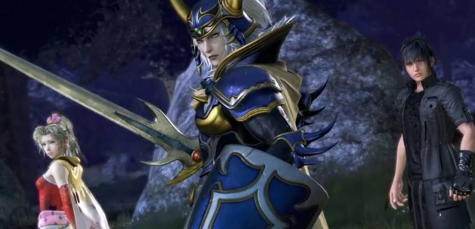 Screenshot de Dissidia Final Fantasy NT Free Edition