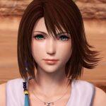 Yuna de Final Fantasy X em Dissidia Final Fantasy NT