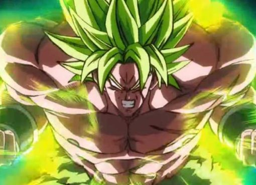 Broly de Dragon Ball Super: Broly que irá aparecer em Dragon Ball Xenoverse 2