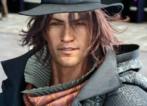 "Screenshot do ""Episode Ardyn"" de Final Fantasy XV"