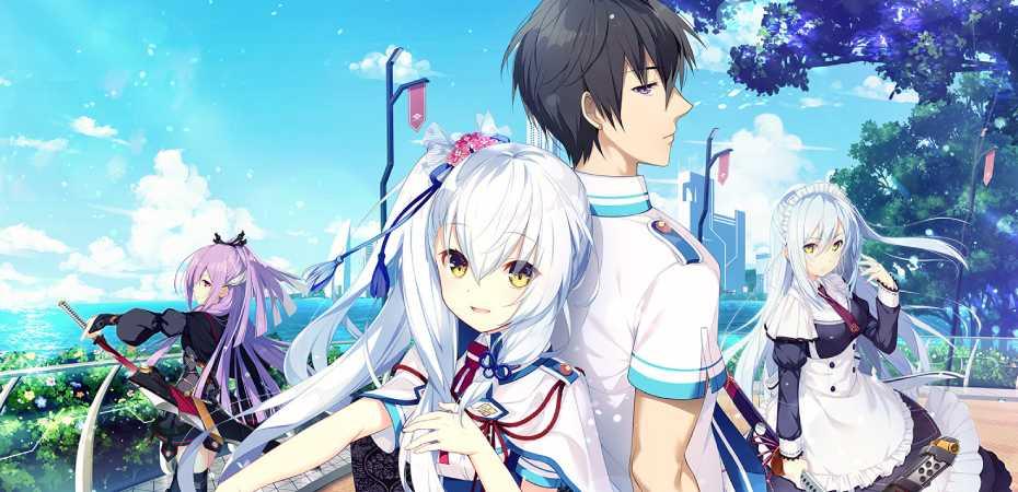Jogo de romance <i>Kizuna Kirameku Koi Iroha</i> vindo para PS4 em 2019
