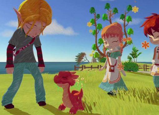 Screenshot de Little Dragons Café