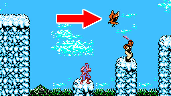 Screenshot de Ninja Gaiden