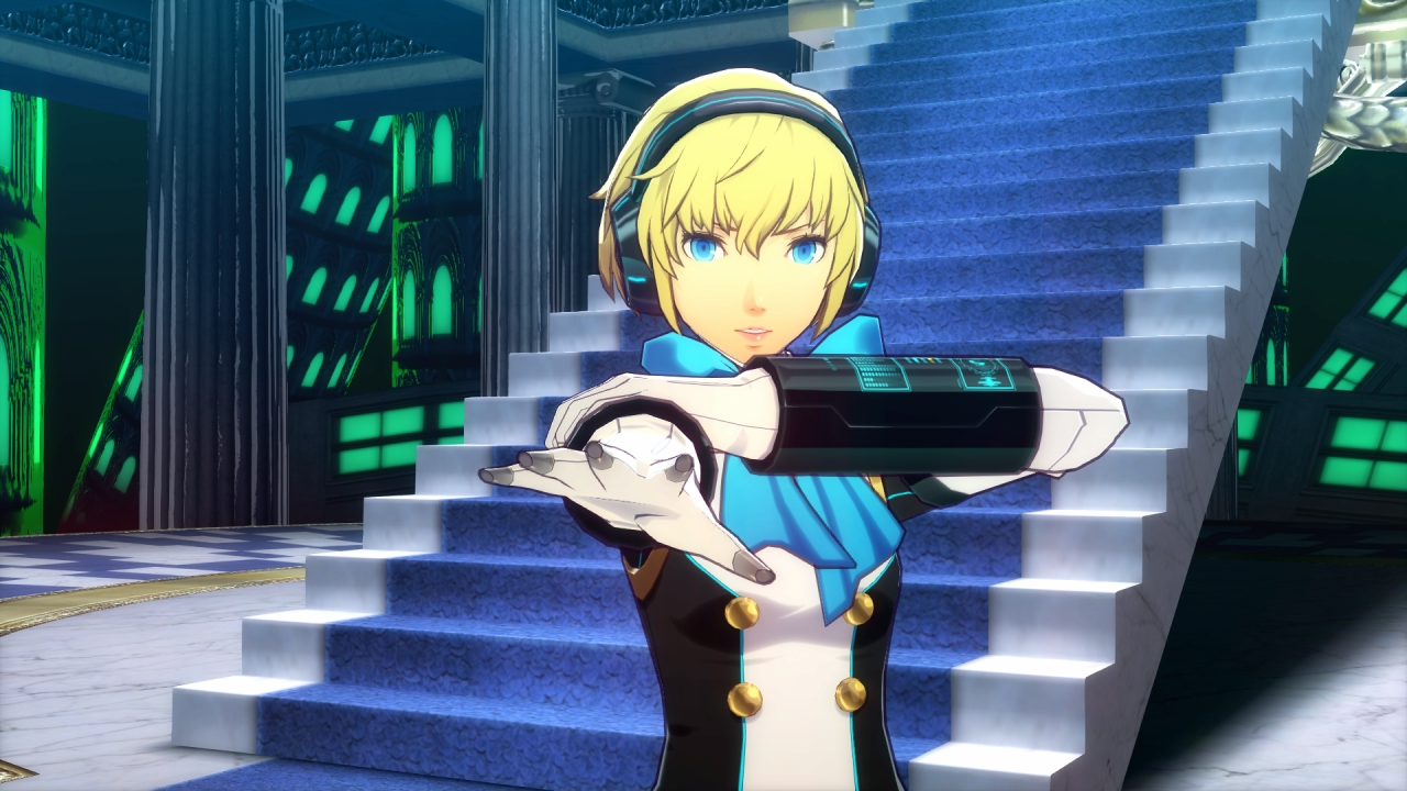 Screenshot de Persona 3: Dancing in Moonlight