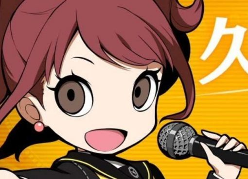 Rise Kujikawa em Persona Q2: New Cinema Labyrinth