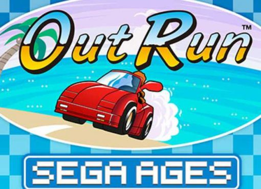 Imagem de Sega Ages Out Run