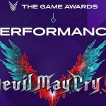 Imagem promocional da performance de Devil May Cry 5 na The Game Awards 2019