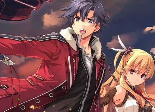 Arte de The Legend of Heroes: Trails of Cold Steel II