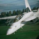 Aeronave F/A-18F de Ace Combat 7: Skies Unknown