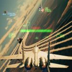 Screenshot do modo multiplayer de Ace Combat 7: Skies Unknown