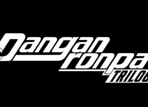 Logo de Danganronpa Trilogy