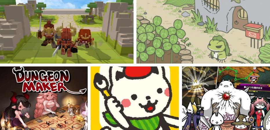 Melhores jogos independentes de 2018 da Google Play Store