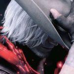 Dante em Devil May Cry V