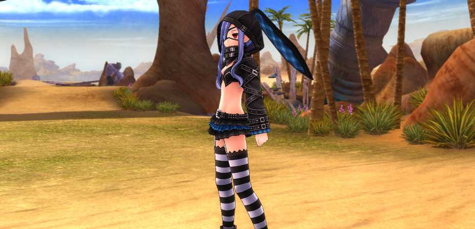 Screenshot de Fairy Fencer F: Advent Dark Force