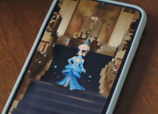 Katy Perry em Final Fantasy Brave Exvius