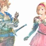 Arte de personagens de Granblue Fantasy Relink