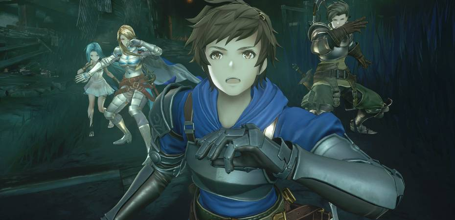 Screenshot de Granblue Fantasy Relink