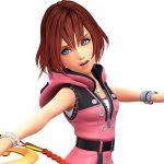 Kairi em Kingdom Hearts III