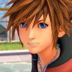 Sora em Kingdom Hearts III