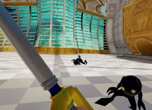 Screenshot de Kingdom Hearts VR Experience