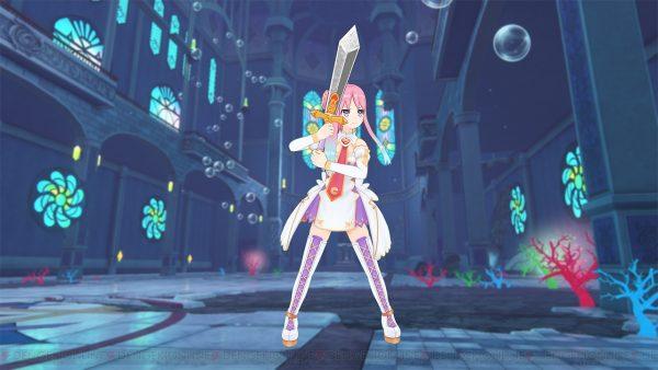 Screenshot de Super Ileheart Quest