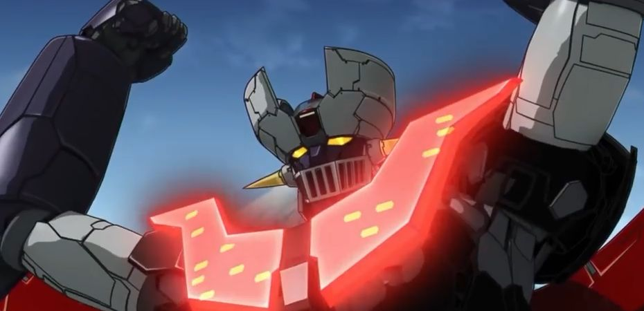 Imagem de Super Robot Wars T