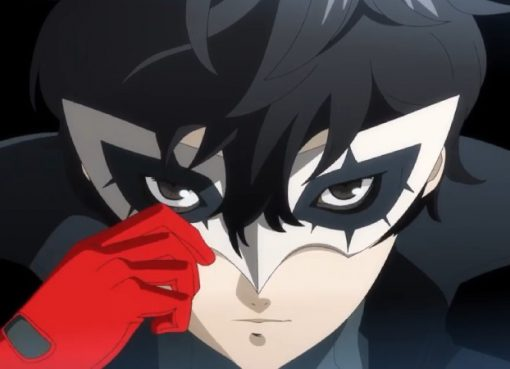 Joker de Persona 5 em Super Smash Bros. Ultimate