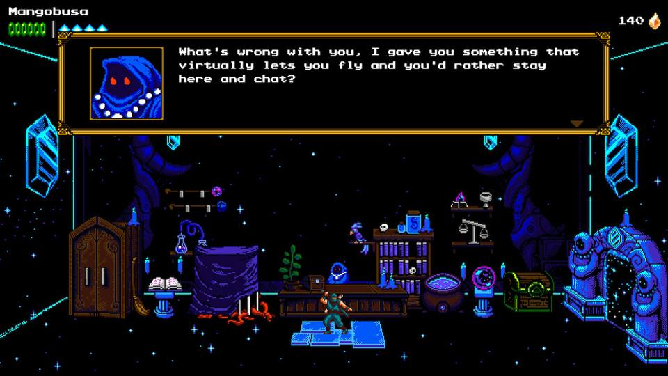 Screenshot de The Messenger