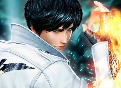 Imagem de The King of Fighters XIV, título predecessor do futuro King of Fighters XV