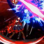 Screenshot de BlazBlue Cross Tag Battle