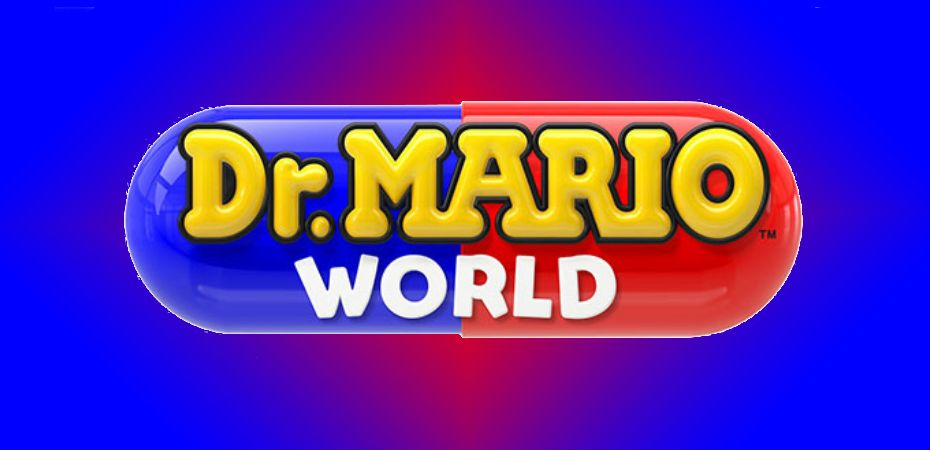 Logotipo de Dr. Mario World