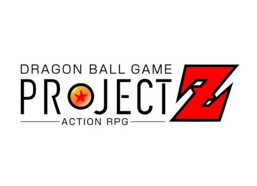 Logotipo de Dragon Ball Game Project Z