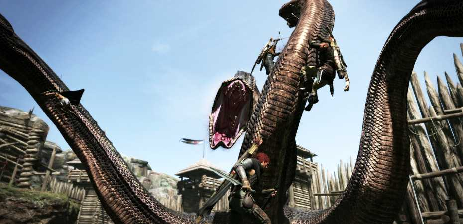 Screenshot de Dragon's Dogma: Dark Arisen