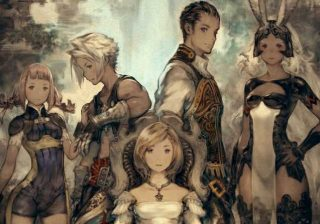 Arte para Final Fantasy XII: The Zodiac Age