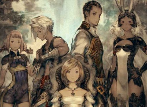 Arte para Final Fantasy XII: The Zodiac Age
