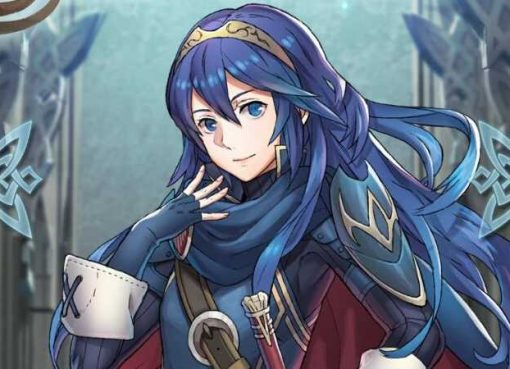 Arte de personagem de Fire Emblem Heroes