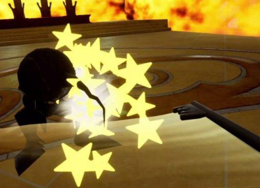 Screenshot de Kingdom Hearts VR Experience