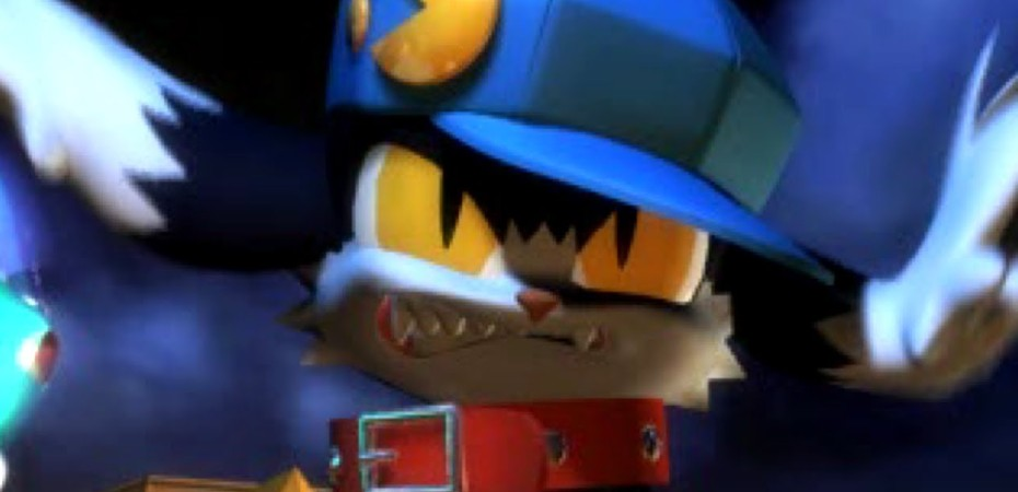 Klonoa em Klonoa: Door to Phantomile