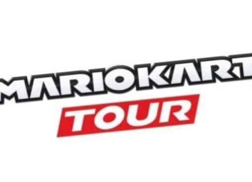 Logotipo de Mario Kart Tour