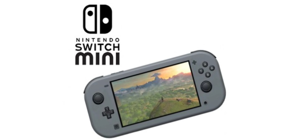 """[Rumor] Nintendo pode estar considerando lançar um """"Switch Mini"""""""