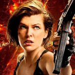 Imagem promocional do filme Resident Evil: O Capítulo Final
