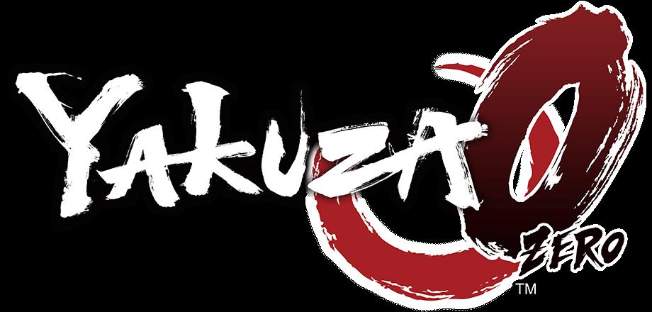 Logotipo de Yakuza 0