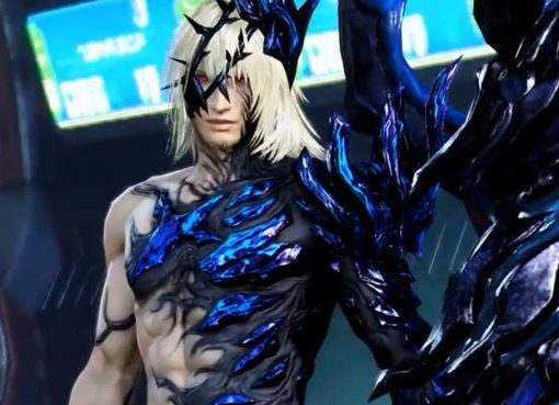 Screenshot de Snow Villiers em Dissidia Final Fantasy NT