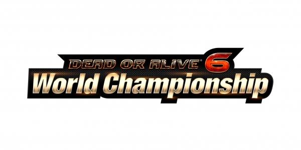 Logotipo do Dead or Alive 6 World Championship