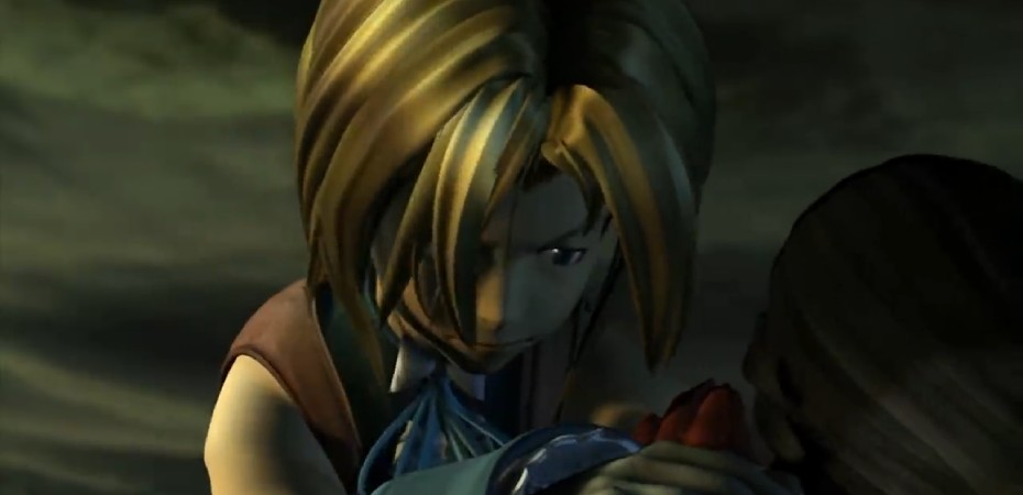 Screenshot de FMV de Final Fantasy IX