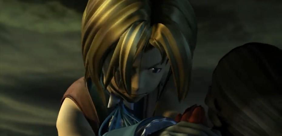 Screenshot de FMV de Final Fantasy IX