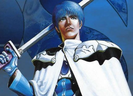 Arte de Phantasy Star III: Generations of Doom