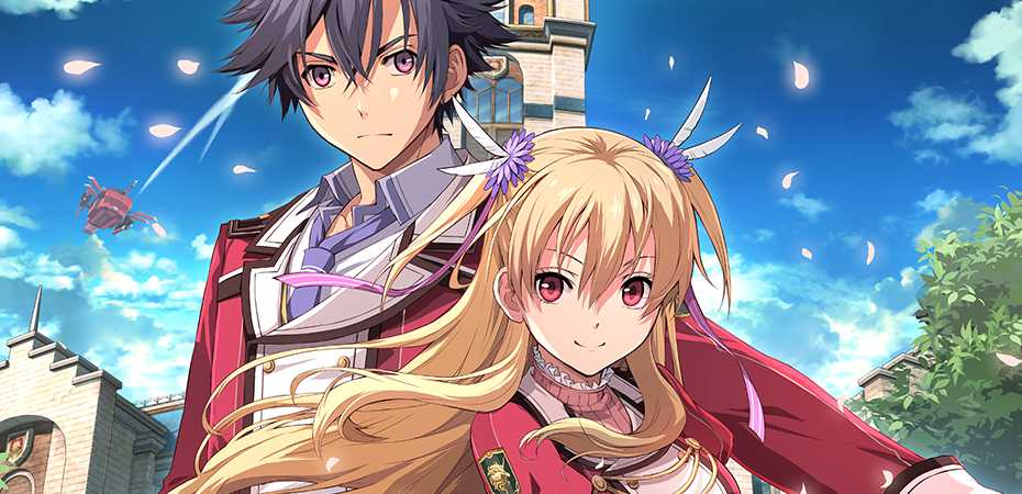 Arte de The Legend of Heroes: Trails of Cold Steel