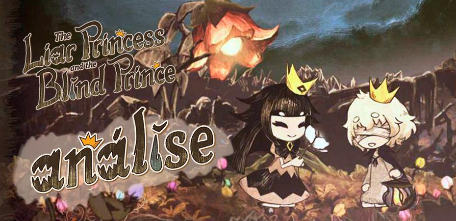 <i>The Liar Princess and the Blind Prince</i>, um conto de fadas de amor jogável